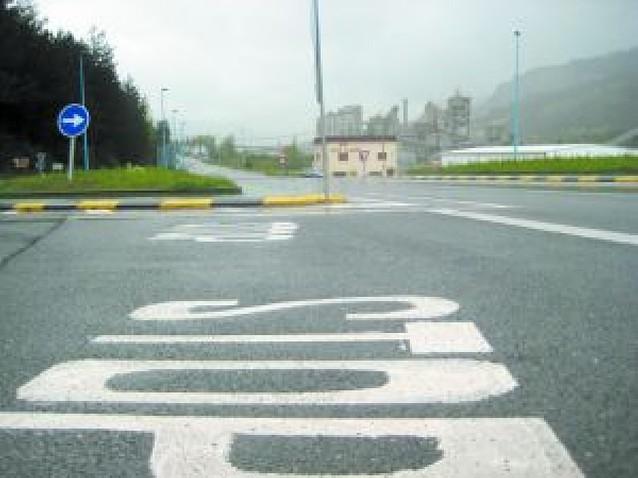Olazagutía y Alsasua solicitan seguridad en dos cruces por el riesgo de accidentes