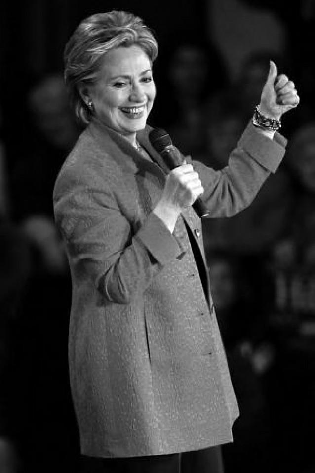 Clinton y Obama se enfrentan hoy en las urnas de Pensilvania