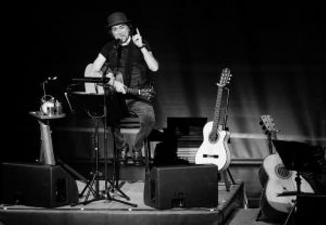 """Joaquín Sabina hablará de poesía y música el viernes en los """"Diálogos de medianoche"""""""