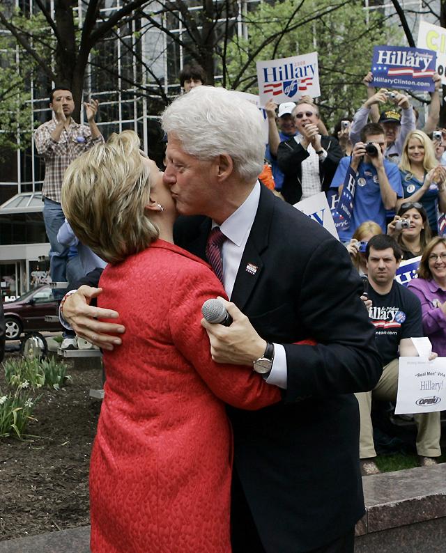 Clinton y Obama se la juegan hoy en Pennsylvania, de donde podría salir el candidato demócrata