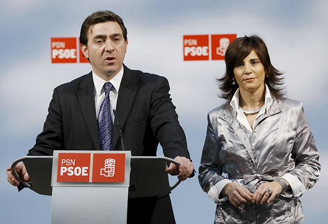 """El PSN exige que la Hacienda foral devuelva los 400 euros y subraya que es una posición """"irrenunciable"""""""