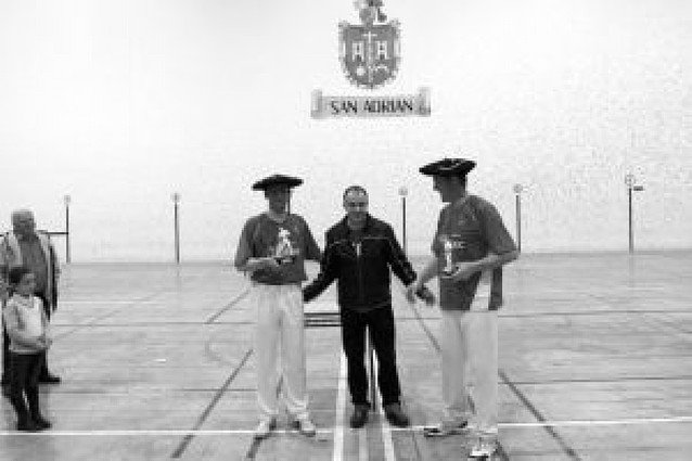La final riojana en el torneo de San Adrián