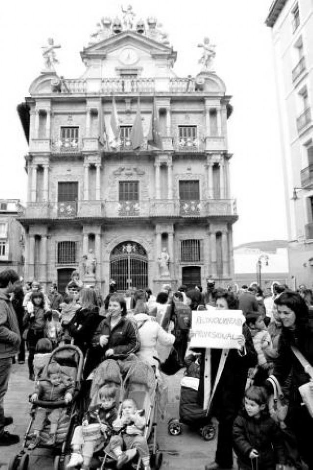Las escuelas infantiles vivirán mañana la primera jornada de huelga