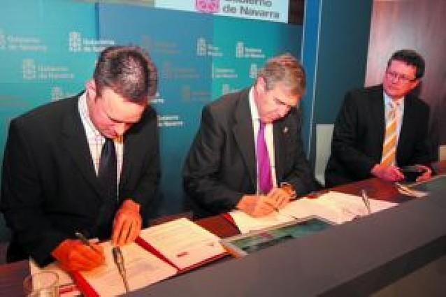 Navarra asesorará a Cornwall sobre las energías renovables
