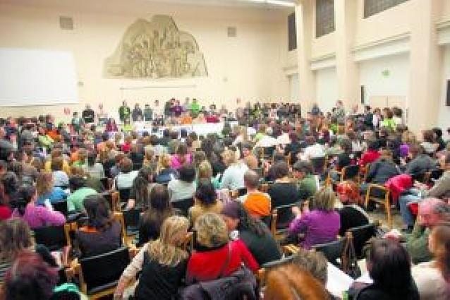Educación y sindicatos no logran un acuerdo sobre la lista preferente
