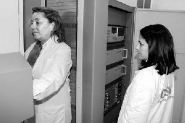 Detectada radiactividad en un camión de chatarra y un talud del Ebro