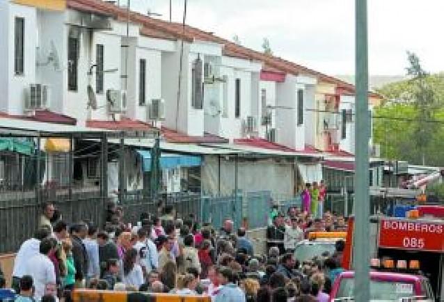 Las seis víctimas del incendio de Écija murieron por monóxido de carbono