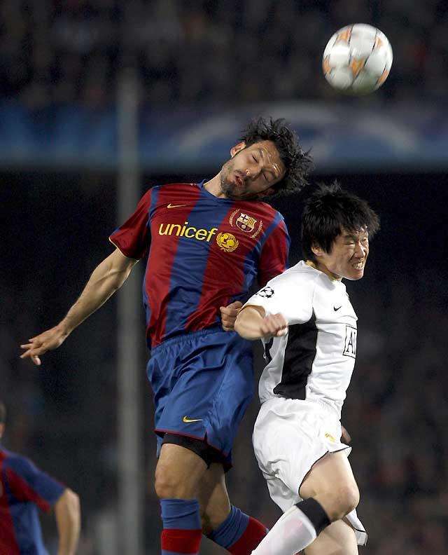 El Barça domina sin premio y deja todo para la vuelta (0-0)