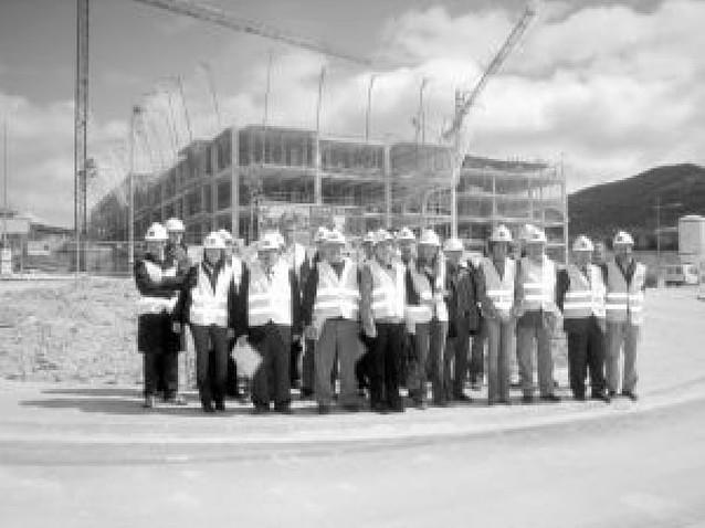 Las 136 viviendas protegidas de Ibarra tienen ya adjudicatarios