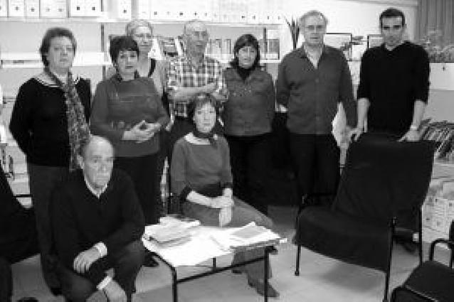 El club de lectura de San Adrián inicia su andadura con diez integrantes