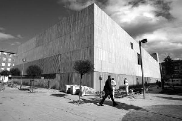 La nueva parroquia del barrio de San Jorge se inaugura este sábado