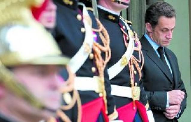 Sarkozy lanza su proyecto de reforma de la Constitución