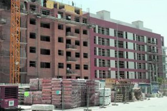 """Los constructores prevén que el sector """"se reactivará en dos años"""""""