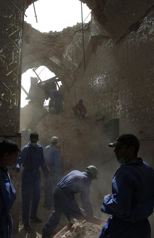 Mueren 4 milicianos chiíes y un soldado de EE UU en combates en Irak