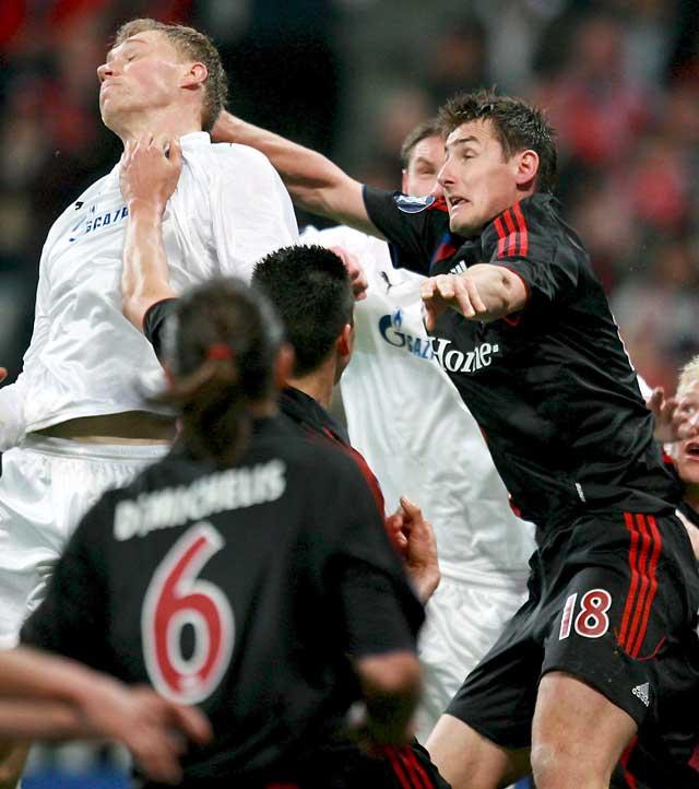 El Zenit logra un valioso empate en casa del Bayern de Múnich (1-1)