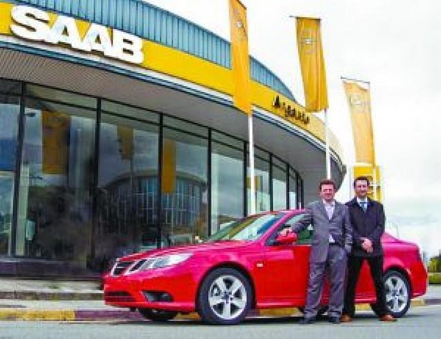 Argauto, concesionario Saab exclusivo para Navarra