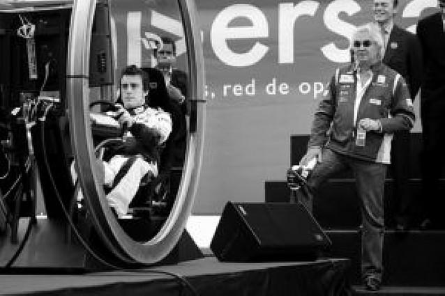 Alonso renuncia al podio