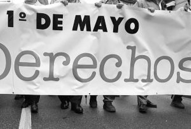 Los sindicatos se preparan para conmemorar el Primero de Mayo