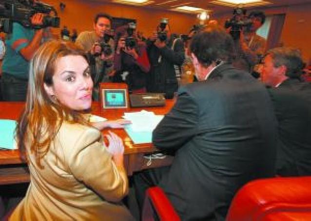 Soraya Sáenz de Santamaría no piensa en primarias