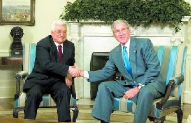 Bush espera un acuerdo sobre el Estado palestino antes de terminar su mandato