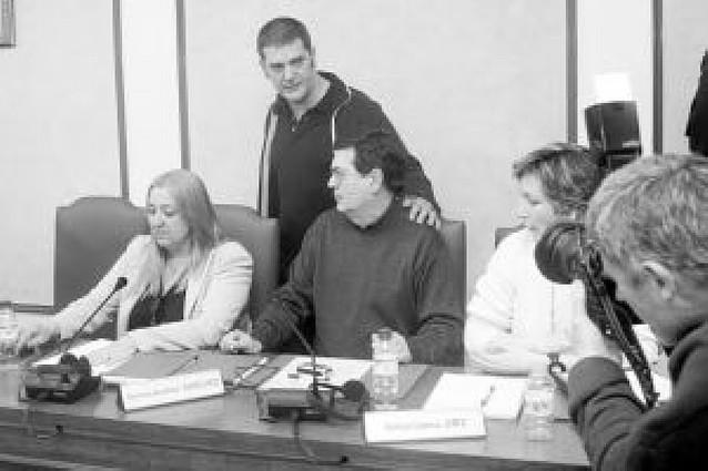 UPN, PSN e IU apoyan que los ediles de ANV no sigan en sus cargos en Villava
