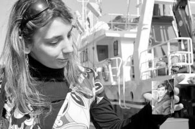 """Los pescadores del """"Playa de Bakio"""" confiesan sentirse desanimados"""