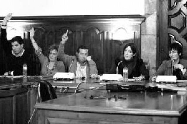 PNV y PSE no sumaron más apoyos y perdieron la moción de Mondragón