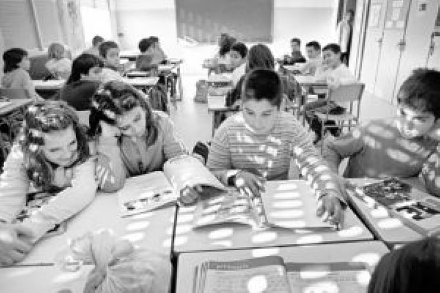 Los Arcos ampliará en 2009 su oferta educativa con el ciclo 0 a 3 años