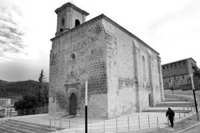 Estella reabrirá al público el interior de Santa María Jus del Castillo a partir del 1 de mayo