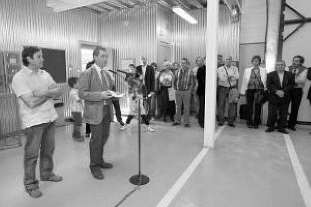 La empresa Monman invierte un millón de euros en la ampliación de sus instalaciones