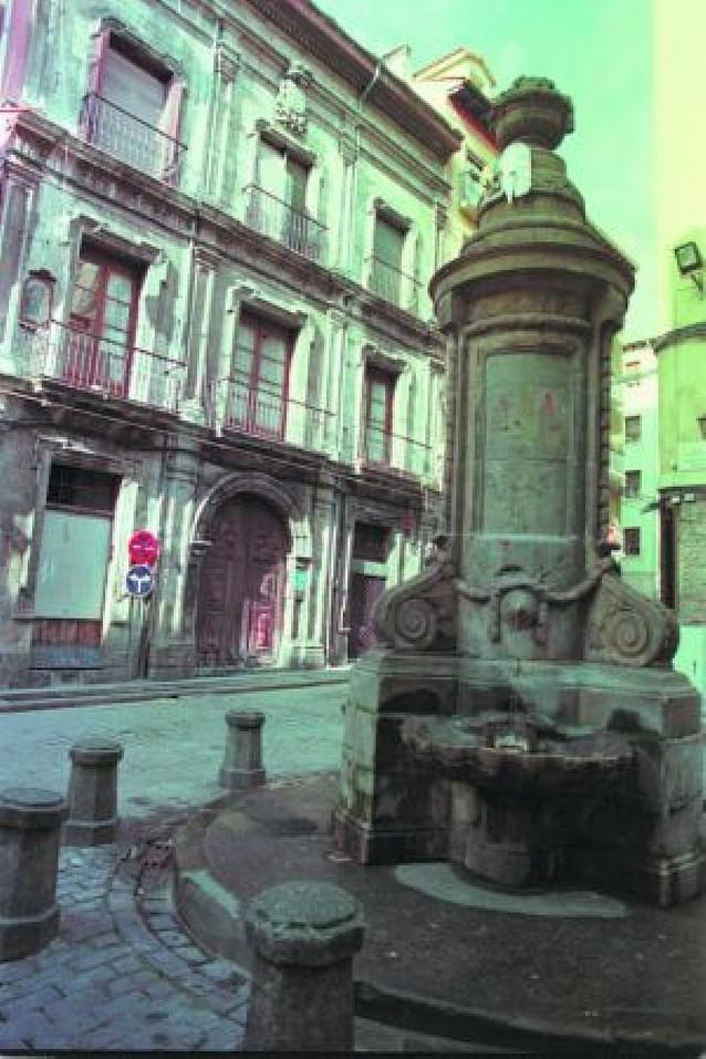 El PSN pide que se ceda el palacio de Rozalejo a la UPNA