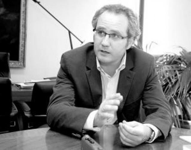 """Pérez-Nievas considera """"un error"""" cambiar ahora la Ley foral del Vascuence"""