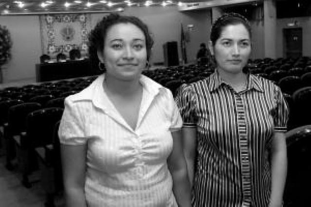 Dos secuestradas en El Salvador cuando eran niñas residen hoy en Pamplona