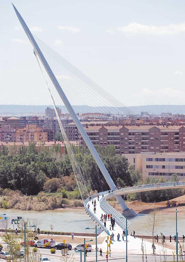 La pasarela Manterola