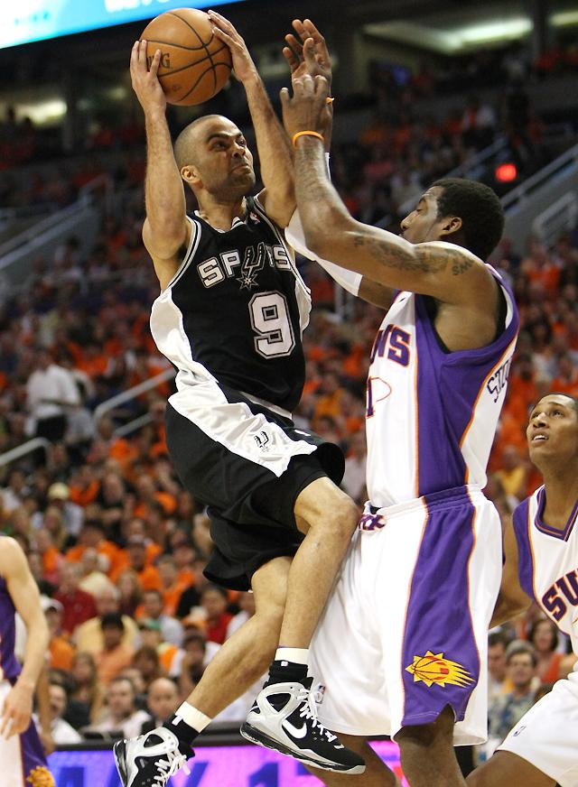 Los Spurs marchan imparables y se colocan 3-0 frente a los Suns