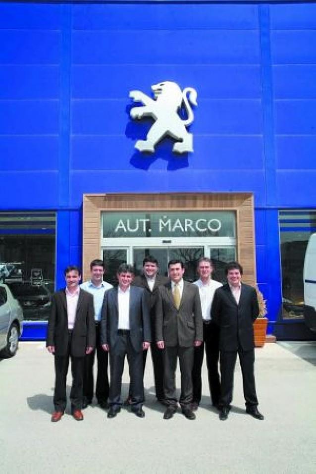 Una encuesta de Peugeot destaca a Automóviles Marco