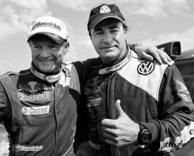 Loeb abandona el Rally de Jordania tras sufrir un accidente