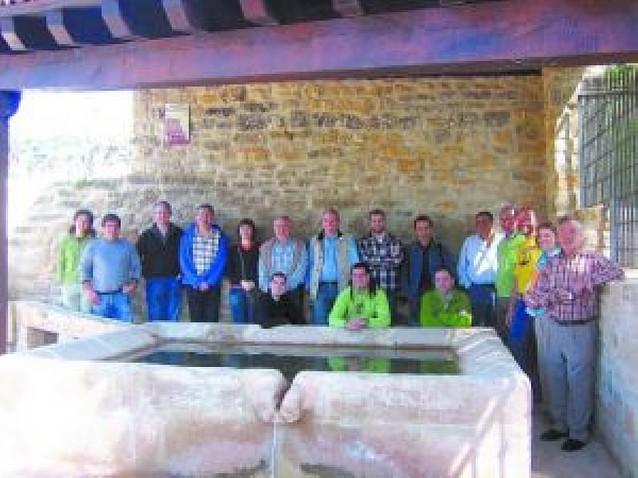 Dieciséis entidades debaten en Azuelo sobre la calidad en los proyectos de voluntariado ambiental