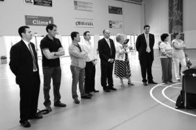 La SDR Arenas estrena su polideportivo tras una inversión de 1,5 millones de euros