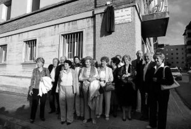 """Calle en Pamplona para el """"doctor balonmano"""""""