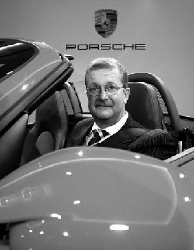 Porsche denuncia un intento de espionaje a su presidente