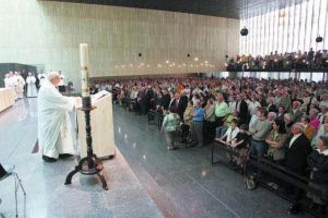 Una parroquia esperada durante 40 años