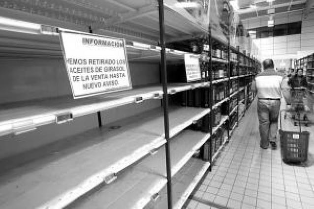 Salud inmoviliza mil kilos de margarina industrial susceptible de contaminación