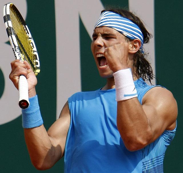 Nadal gana su cuarto título consecutivo en Montecarlo