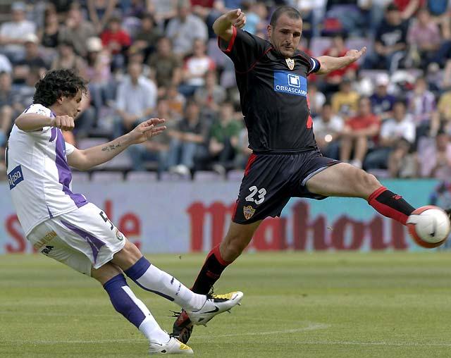 Sesma marca en el tiempo añadido y Zorrilla ya celebra la permanencia (1-0)
