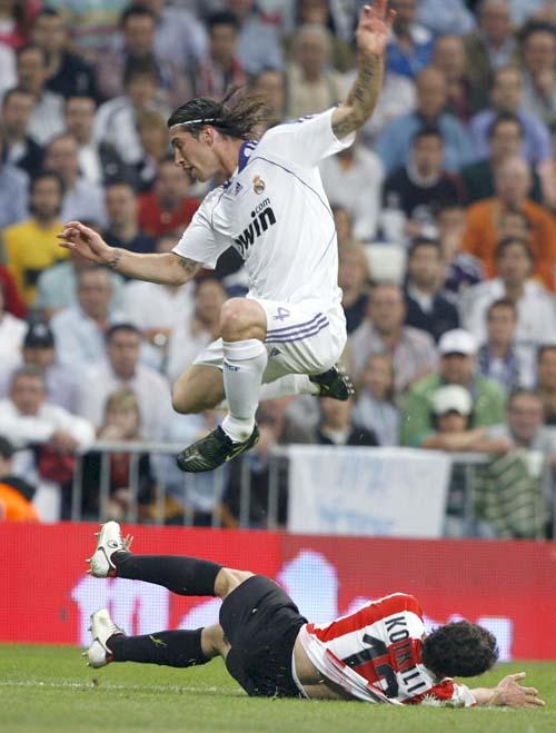 Leo Franco salva un punto para un decepcionante Atlético