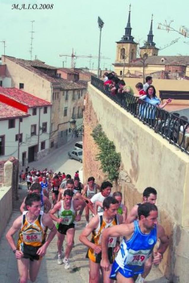 256 atletas en Peralta