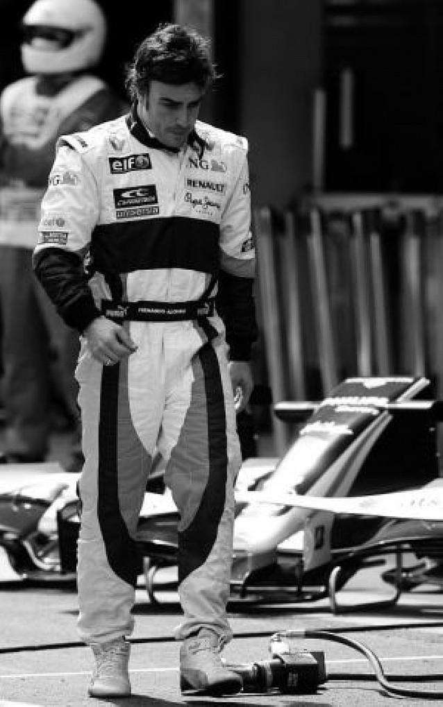 """Alonso: """"Hemos dado un salto y nos vamos a divertir"""""""