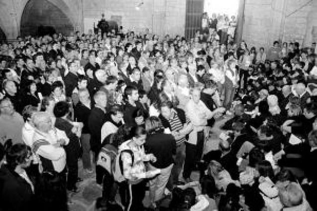La Virgen de Ujué congregó a 4.500 romeros