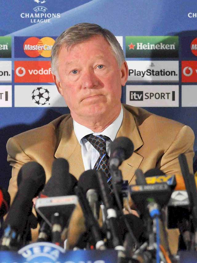 """Ferguson: """"Llevo años viendo al Barca y nunca cambia su sistema de juego"""""""